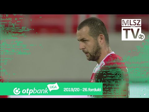 A DVTK góljai 2019/2020