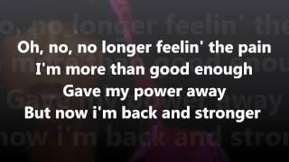 Faith Evans and the R and B divas - Lovin Me (lyrics onsreen) HD