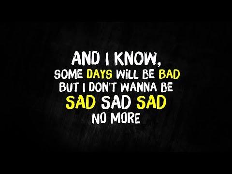 Simple Plan - I Don't Wanna Be Sad(Lyrics)