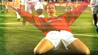 Ole Gunnar Solskjaer und seine 126 Tore für Manchester United