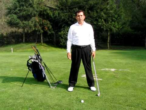 GOLF LESSONS – ADDRESS – BALL POSITION