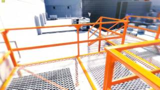 This is Mirrors Edge running on a standard box (not Ultra) on LiquidSky. Using default settings except for Physx which I disabled.