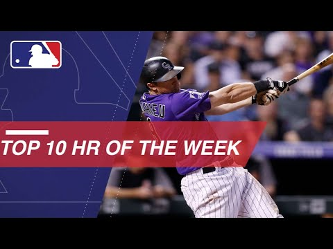 MLB Network: Top 10 Home Runs of the Week