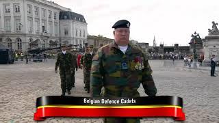 Belgijscy kadeci chyba mocno poimprezowali dzień wcześniej