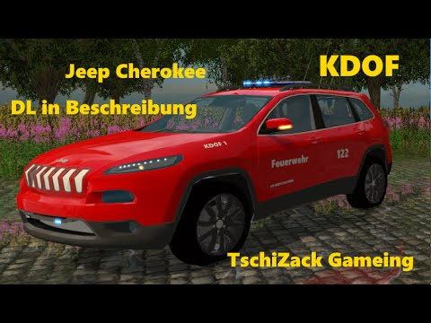 Jeep Cherokee KDOF v1.0