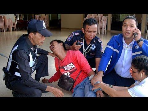 Ταϊλάνδη: «Δεν συνδέεται με την διεθνή τρομοκρατία» το μπαράζ βομβιστικών εκρήξεων