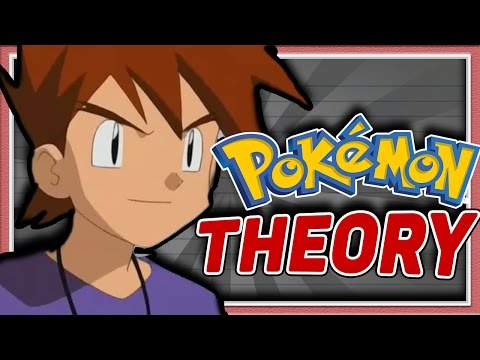 Pokemon Theory: Who is Gary's Mum and Dad? (Professor Oak's Child)