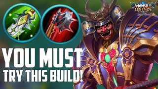 Download Video WHY ALPHA IS THE BEST HERO IN THE GAME! MOBILE LEGENDS ALPHA RANKED GAMEPLAY MP3 3GP MP4