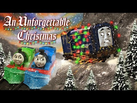 An Unforgettable Christmas | Thomas Creator Collective | Thomas & Friends