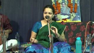 Sowmya Sridhar Carnatic Vocal Concert At Thyagaraja Gana Sabha