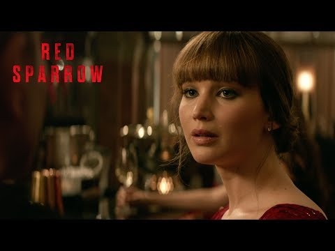 """Red Sparrow   """"The Ride Won't Stop"""" TV Commercial   20th Century FOX"""