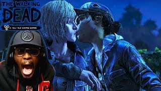 CLEM...WHAT ARE YOU DOING? | THE WALKING DEAD Game Season 4 EPISODE 2 Gameplay