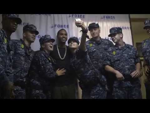 japan - Watch the recap of Trey's performance in Okinawa, Japan for the Armed Forces Entertainment.