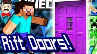 Minecraft  WARP DOORS! Beware the Limbo...
