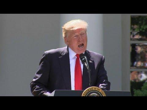 Trump shuns internationalism