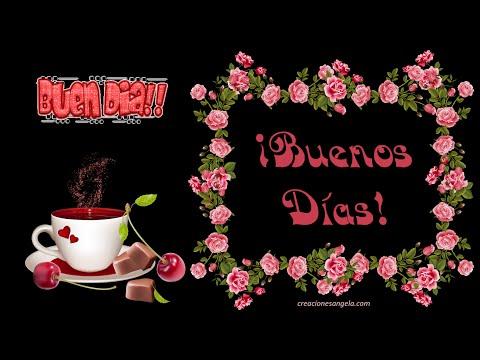 Frases de buenos dias - BUENOS DÍAS - Frases  Café y Chocolate