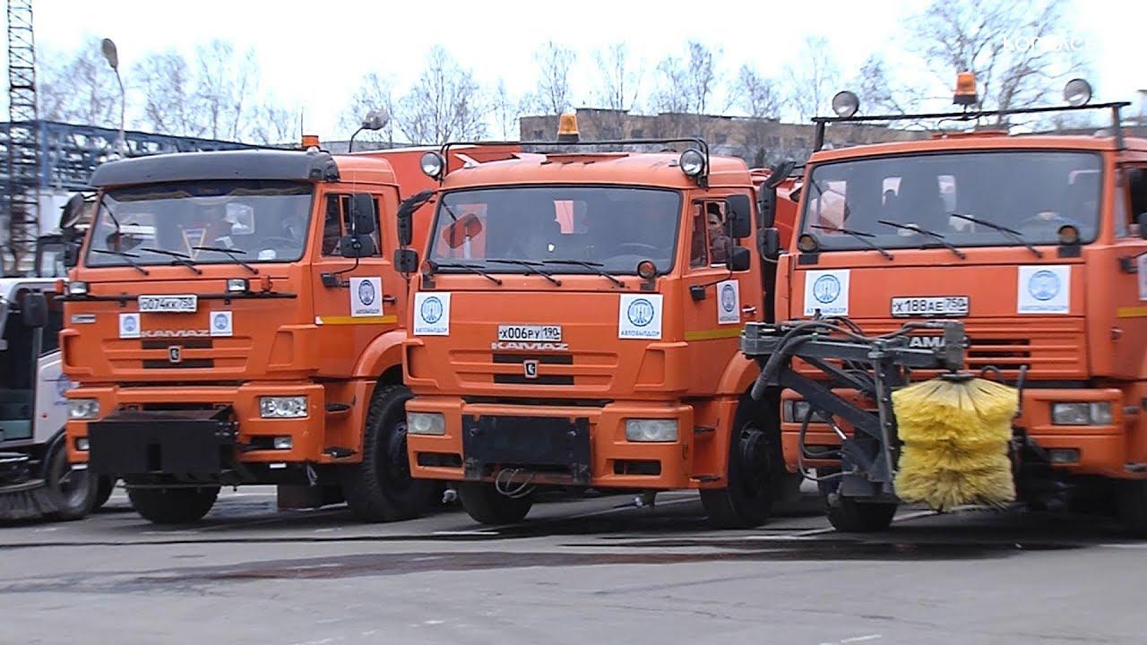 """Работу """"Автобытдора"""" в Королёве оценил министр транспорта региона"""
