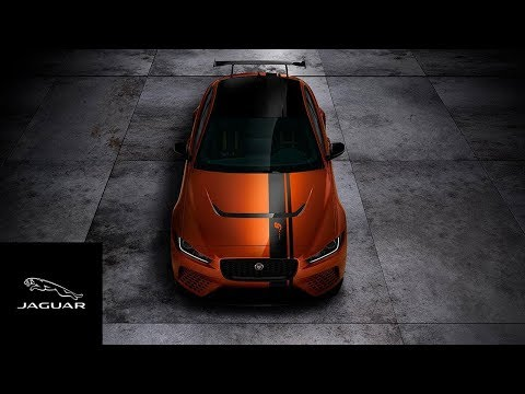 「豹王」Jaguar XE SV Project 8 正式现身!