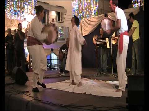 La Scuola del Folklore alla Festa di San Leonardo - Prima Parte