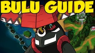 TAPU BULU IS CRAZY! Pokemon Sun and Moon Tapu Bulu Moveset and Tapu Bulu Guide by Verlisify