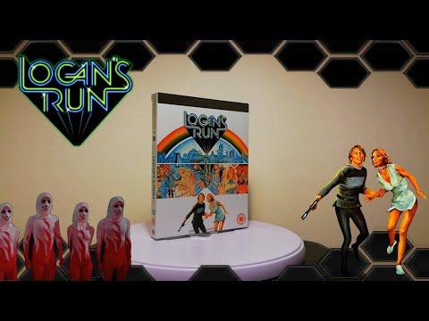 Logan's Run [HMV Platinum Collection Edition Blu-ray | Michael York/Jenny Agutter]