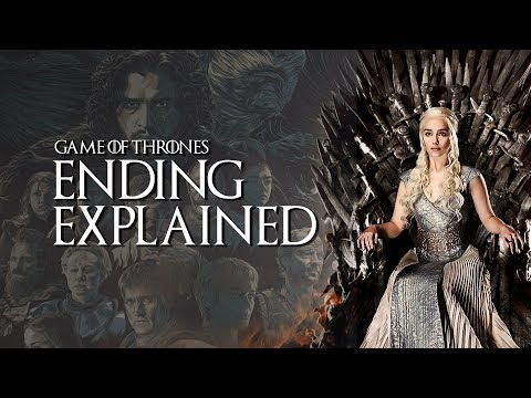 Game Of Thrones: Season 8: Episode 6: Finale: Ending Explained Full Breakdown | Who Lives, Who Dies