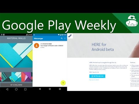 design - Written Companion - http://goo.gl/y69aTS Join us this week as we talk about all the Google apps that got leaked, some Material Design goodness, and some fun stuff that Nokia did! Android...