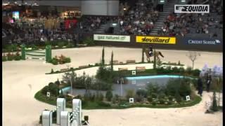 Genève 2012/12/07 - Finale Top 10 -  CSI-W 5*  1,60 M  Round 2