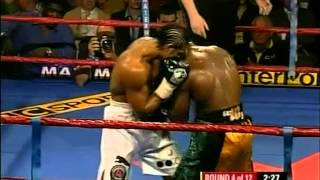 DAVID HAYE V CARL THOMPSON 2004