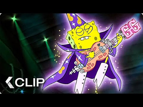 Goofy Goober Rock Song Movie Clip - The SpongeBob SquarePants Movie (2004)