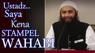 Video Ustadz, Saya Kena Stampel WAHABI - Ust Syafiq Riza Basalamah MP3, 3GP, MP4, WEBM, AVI, FLV November 2017