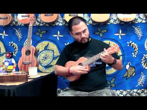 Concert Ukulele - Keli'i takes you through the different sizes of the ukulele. Come back every Thursday for a new video! Ask your questions in the comment section and we'll tr...