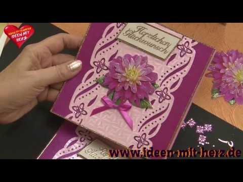 Ideen mit Herz - Royal Bordüren-Stanzer - Kartengestaltung