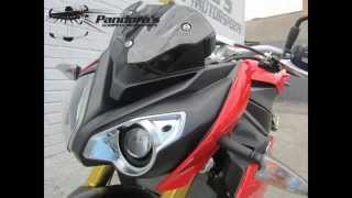 5. NEW 2014 BMW S 1000 R  overview at Pandora's European Motors