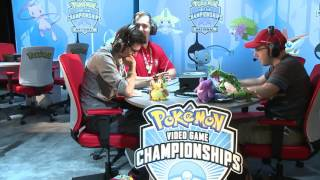 2016 Pokémon National Championships: VG Masters Top 8, Match D by The Official Pokémon Channel