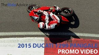 7. 2015 Ducati 1299 Panigale Promotional Video