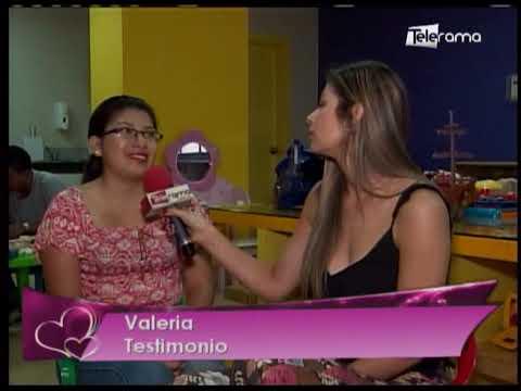 Valeria y Mauricio un amor que lucha contra el cáncer