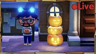 Animal Crossing - Happy Halloween - • Live