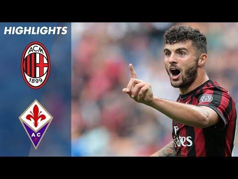 Milan 5-1 Fiorentina | Giornata 38 | Serie A TIM 2017/18