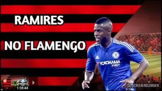 RAMIRES NO FLAMENGO
