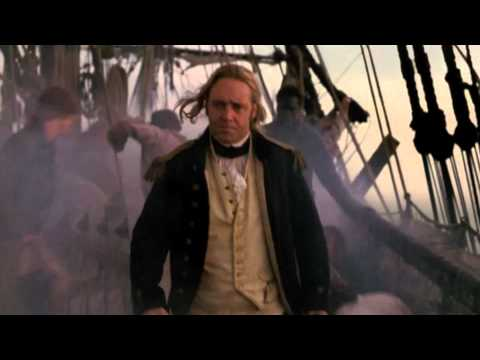 Master And Commander: The Far Side Of The World Trailer [HQ]