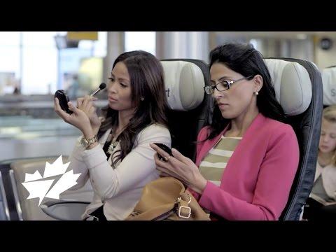 #SmartSeats: Povedený aprílový žertík od WestJet
