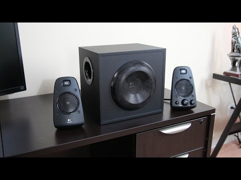 Logitech Z623 In-depth Review
