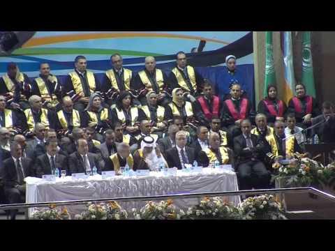 AAST Engineering Graduation Ceremony 2015