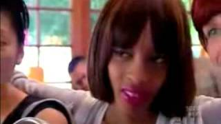 ANTM Top 50 Best Moments: Moment #50: Nikeysha Talks Too MuchNikeysha's inability to stop making excuses at panel gets her cut from the competition in a pretty funny manner.All clips property of CBS.  I DO NOT OWN THIS SHOW.
