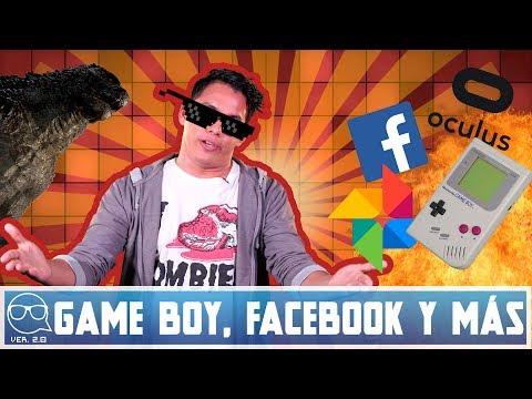 ¿GAME BOY MINI? | ¿FACEBOOK 3D? | ¿REALIDAD VIRTUAL EN GOOGLE PHOTOS? | MUCHO MÁS…