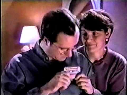 1992 Sucrets commercial