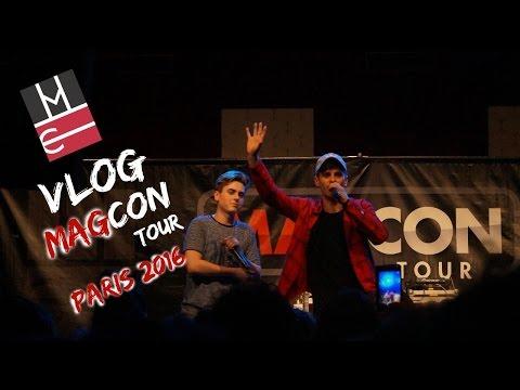 Vlog - Magcon Experience Paris 2016