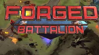 Видео к игре Forged Battalion из публикации: Forged Battalion от создателей серии Command & Conquer выйдет в раннем доступе