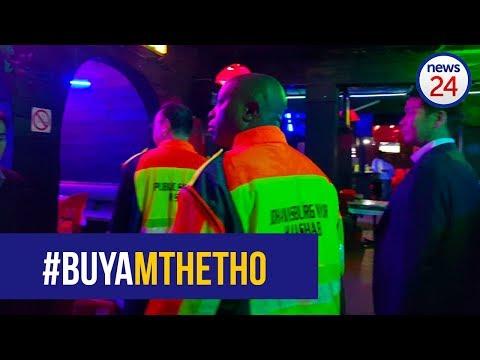 Festive blitz: 11 Joburg entertainment spots raided